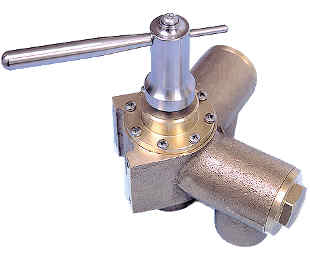 TB-25 Industrial Mixing Valve