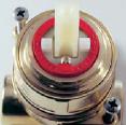 ceramic valve top